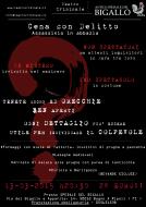 Assassinio in abbazia - Cena di un delitto - Spedale del Bigallo con menu