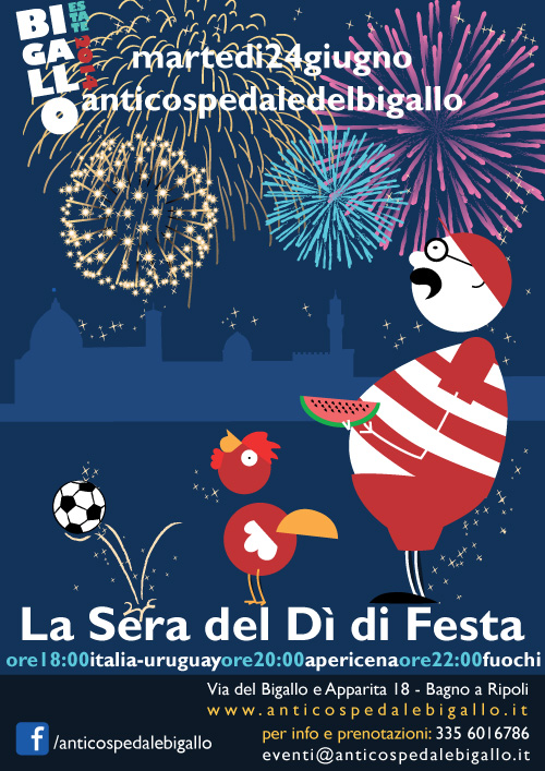 La sera del d di festa antico spedale bigallo - Bigallo bagno a ripoli ...